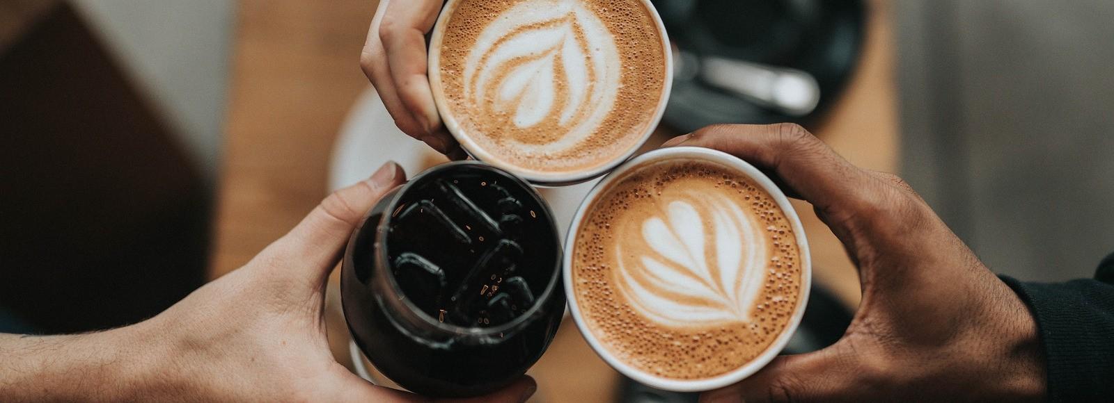 lepsze kawy i herbaty z wodą z odwróconej osmozy