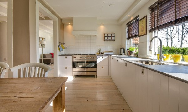 Zajęte miejsce w szafce kuchennej