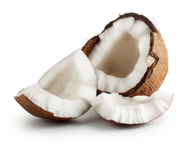 Węgiel aktywny z łupin orzechów kokosowych