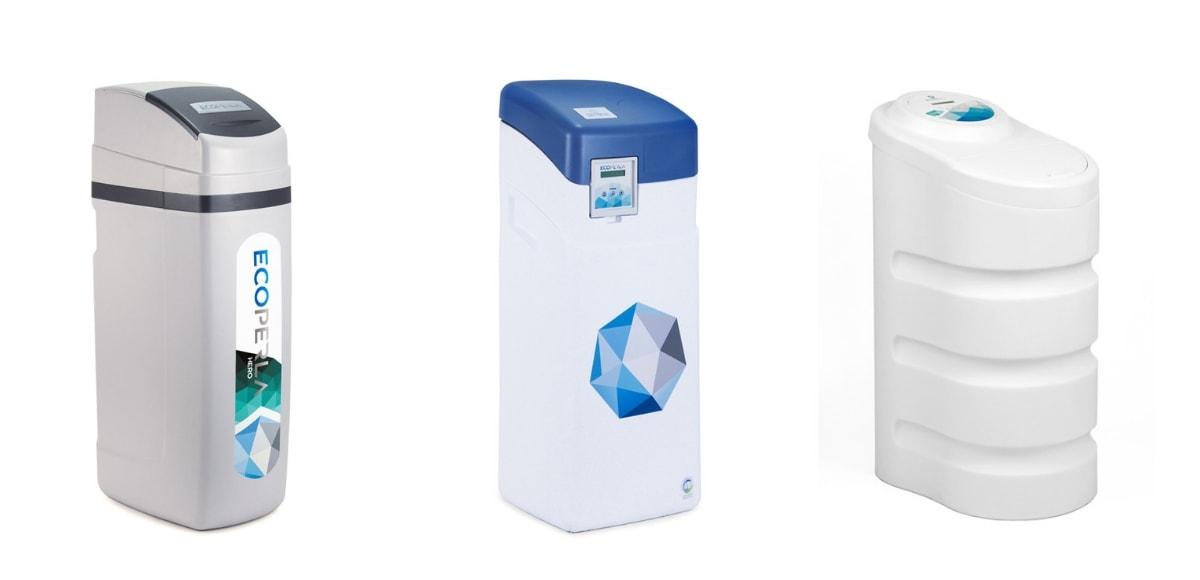 kompaktowe zmiękczacze wody Ecoperla