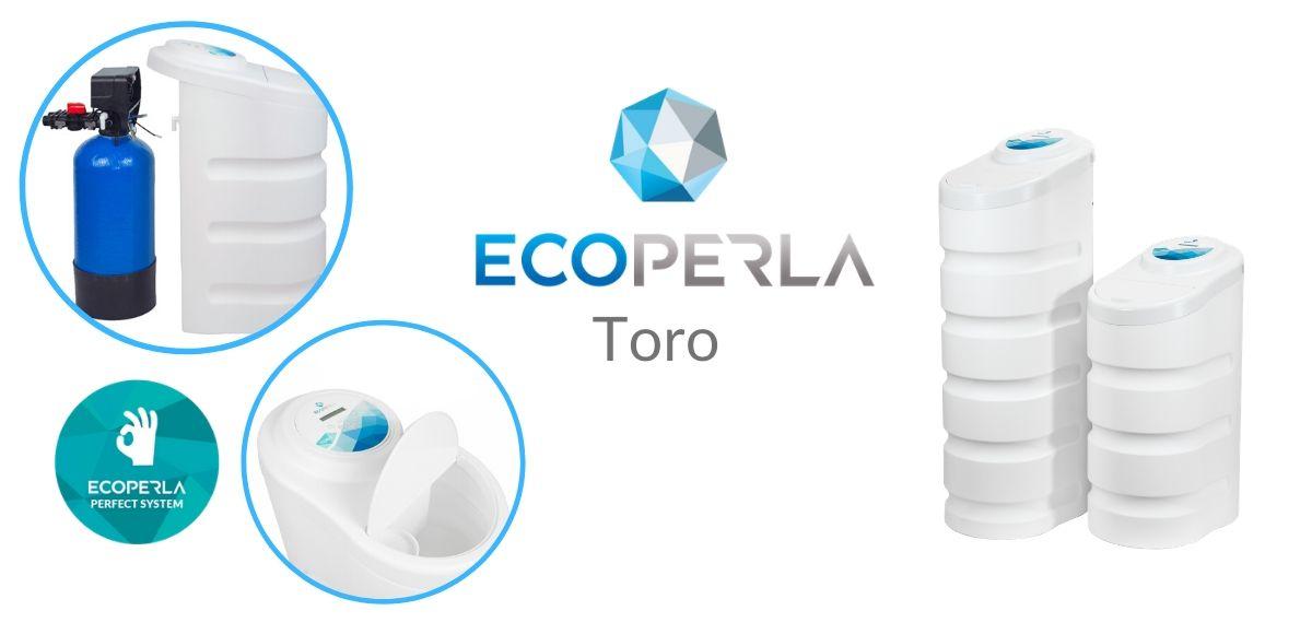 Ecoperla Toro 35 - kompaktowy zmiękczacz wody już w sprzedaży
